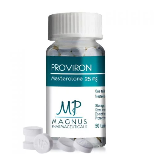 Buy Proviron 25mg Online With Bitcoin - Online Steroid Store