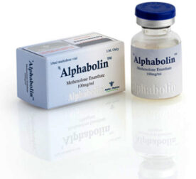 Alphabolin 100mg - Online Steroid Store