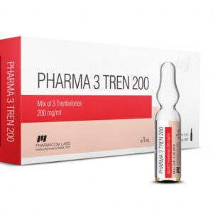 Buy Pharma 3 Tren 200 Ampules Online With Bitcoin - Online Steroid Store