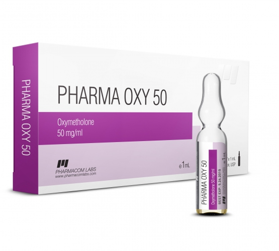 Buy Pharmaoxy 50 Ampules Online With Bitcoin - Online Steroid Store