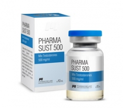 Buy Pharmasust 500 Online With Bitcoin - Online Steroid Store