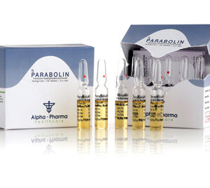 Buy Alpha Pharma Parabolin 76.5mg Online - Online Steroid Store