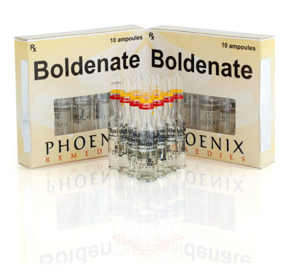 Buy Phoenix Remedies Boldenate 10 Ampoules Online With Bitcoin From Online Steroid Store