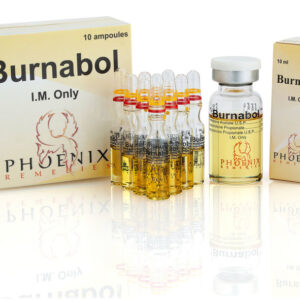 Buy Phoenix Remedies Burnabol 10ml Ampoules Online With Bitcoin From Online Steroid Store