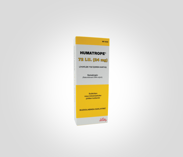 Buy Humatrope 72 IU 24 mg Online With Bitcoin From Online Steroid Store