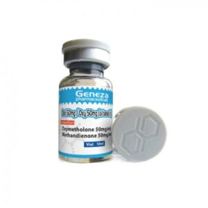 Buy Geneza Pharmaceuticals Dbol 50mg / Oxy 50mg Online - Online Steroid Store