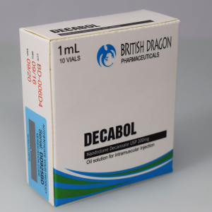 Buy British Dragon Pharma Decabol With Bitcoin From Online Steroid Store