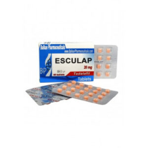 Buy Balkan Pharmaceuticals Esculap (Cialis) 20mg/tab Online With Bitcoin From Online Steroid Store