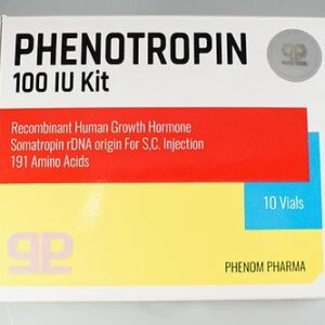 Buy PHENOTROPIN 100IU HGH Online - Online Steroid Store