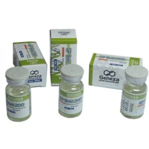 Buy Geneza Pharmaceuticals GP Bold 200 Online - Online Steroid Store