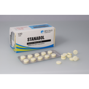 Buy British Dragon Pharma Stanabol Online With Bitcoin From Online Steroid Store