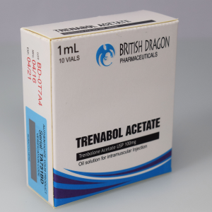 Buy British Dragon Pharma Trenabol Online With Bitcoin From Online Steroid Store