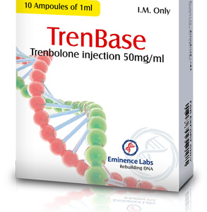 Eminence Labs Trenbase 50mg/ml For Sale - Online Steroid Store