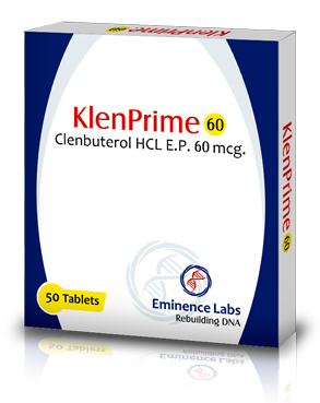 Eminence Labs Klenprime 60 Mcg For Sale - Online Steroid Store
