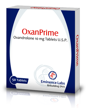 Eminence Labs Oxanprime 10mg For Sale - Online Steroid Store